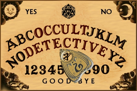 What is an Occult Detective? | occultdetective com