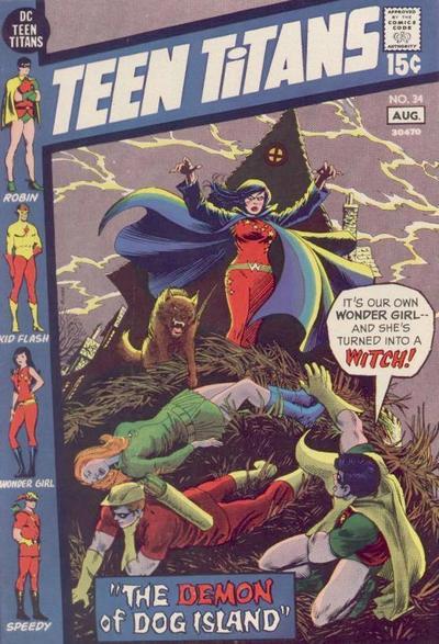 Teen Titans 34