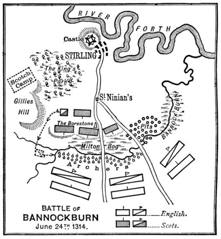 Map_of_Battle_of_Bannockburn_1314_1910