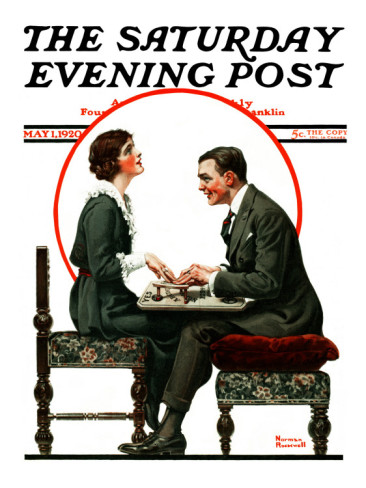 norman-rockwell-ouija-board-saturday-evening-post-cover-may-1-1920