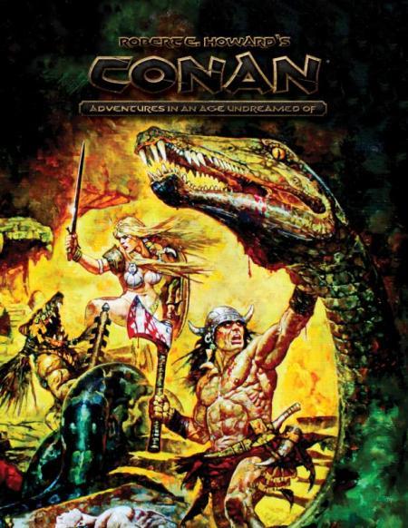 Conan RPG