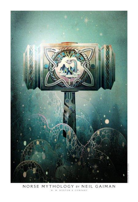 Gaiman Norse Myth
